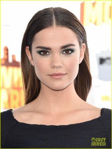 actress Maia Mitchell 2015 provocative photoshoot home