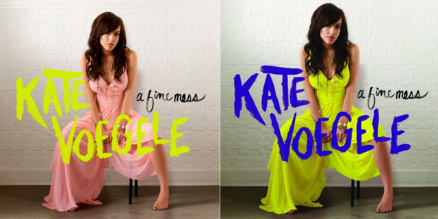 models Kate Voegele 19 years Without bra image home
