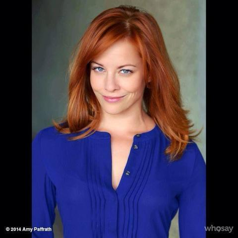 actress Amy Paffrath 20 years amative image in public