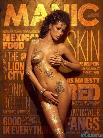 celebritie Cheryl Tsai 25 years k naked photoshoot in the club