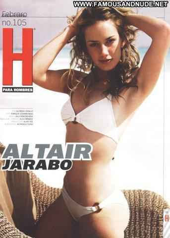 models Altair Jarabo 24 years stolen picture in public