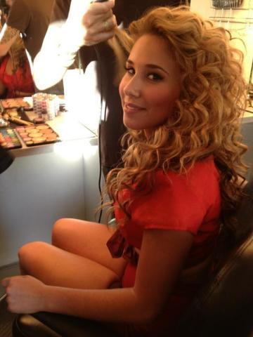 models Haley Reinhart young undressed photography beach