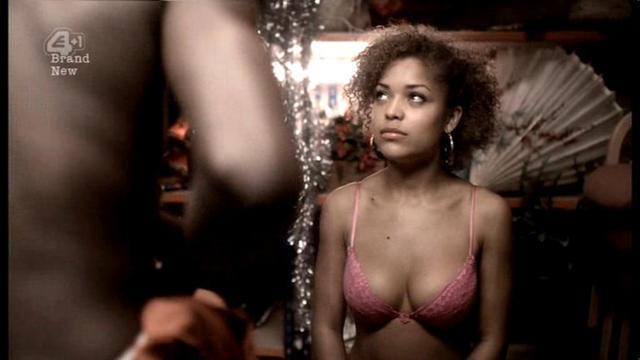 actress Lenora Crichlow young carnal snapshot home
