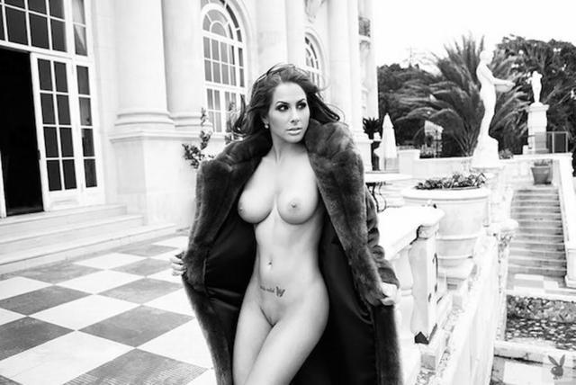 Megan Dupre nude photoshoot
