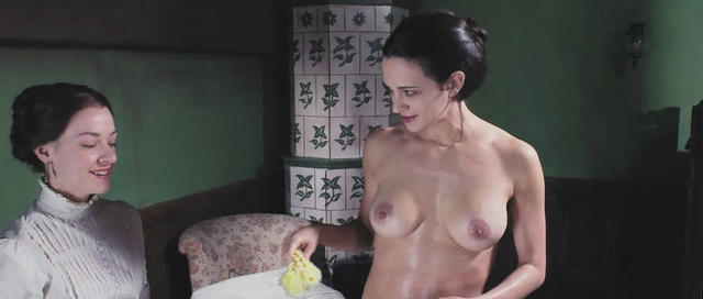 Hot art Asia Argento tits