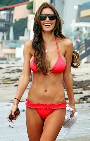 Naked Audrina Patridge photos
