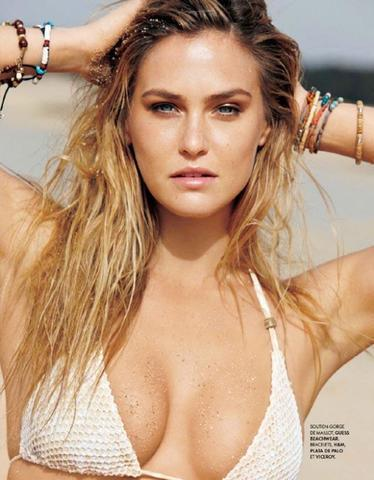 models Bar Refaeli 2015 denuded snapshot beach