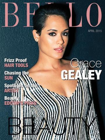 actress Grace Gealey 2015 flirtatious photo in the club
