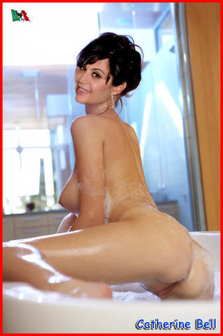 Free catherine bell pussy