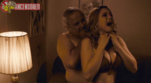 Alexandra Breckenridge topless picture