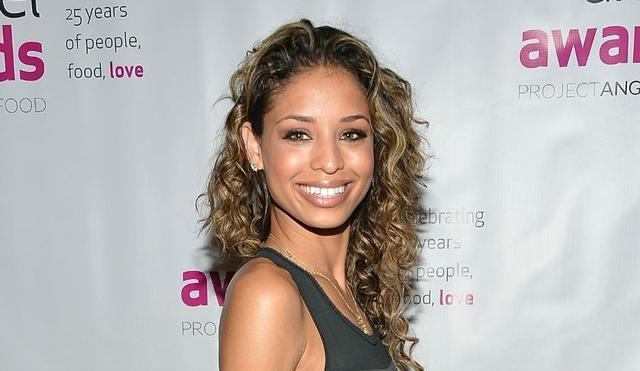 celebritie Brytni Sarpy young naturism photoshoot in the club