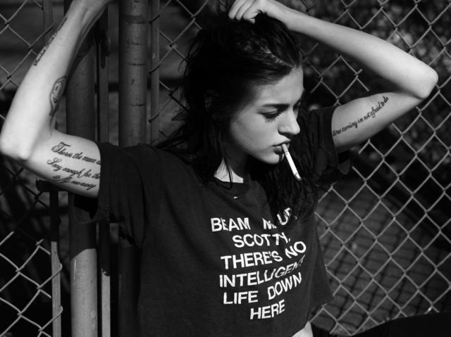 Sexy Frances Bean Cobain picture HD
