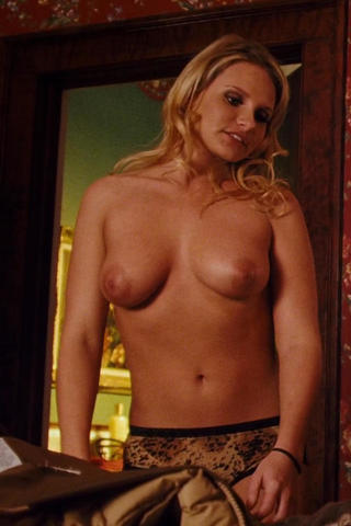 Chantel Silvain topless photos