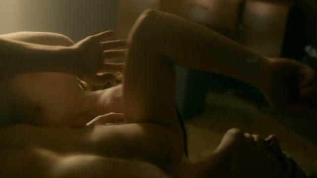 Claire Foy topless snapshot