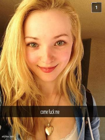 Naked Dove Cameron photos