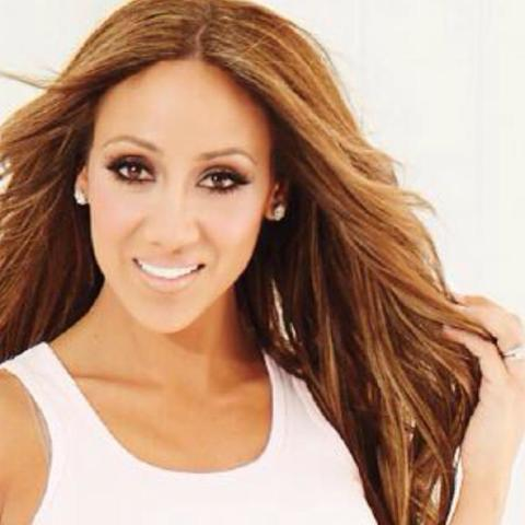 actress Melissa Gorga 18 years Sexy photography home