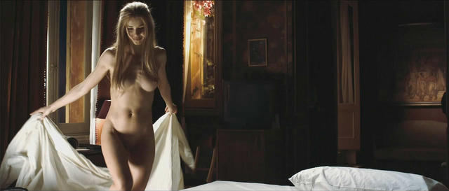 Natasha Yarovenko topless photoshoot