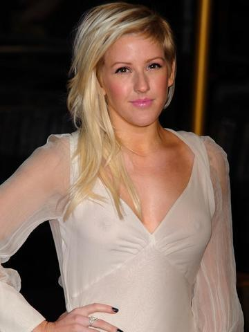 Sexy Ellie Goulding art HQ