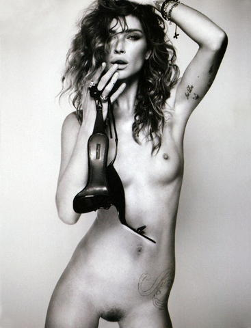 Erin Wasson nude picture