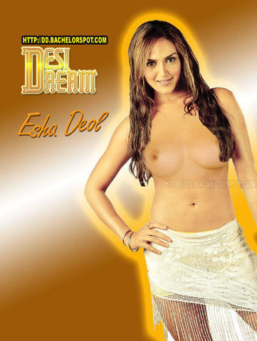 models Esha Deol 21 years nude young foto photoshoot in the club