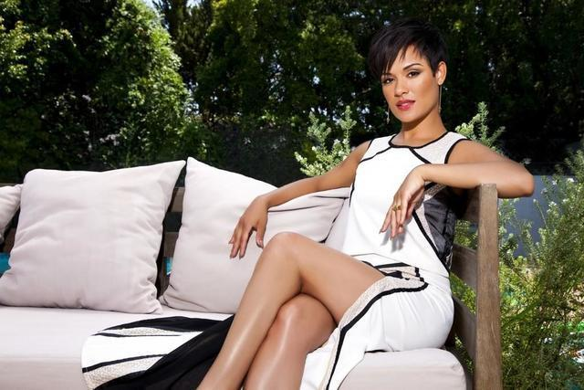 Hot pics Grace Gealey tits