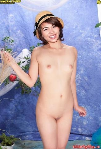 Naked Hayley Kiyoko picture
