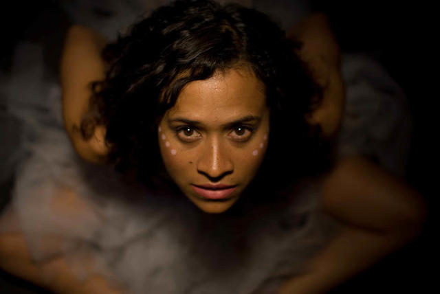 Naked Angel Coulby photography