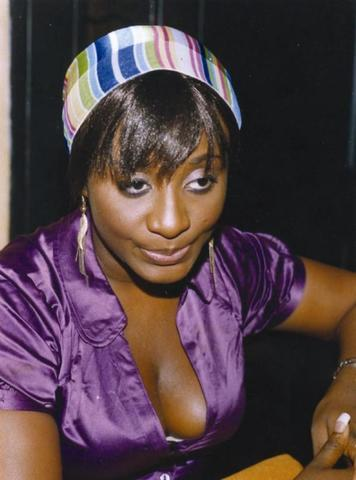 Ini Edo nude photography