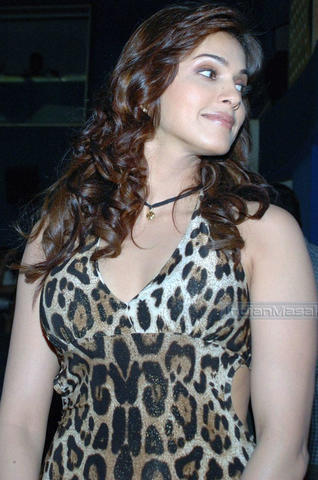 celebritie Isha Koppikar young fleshly picture home