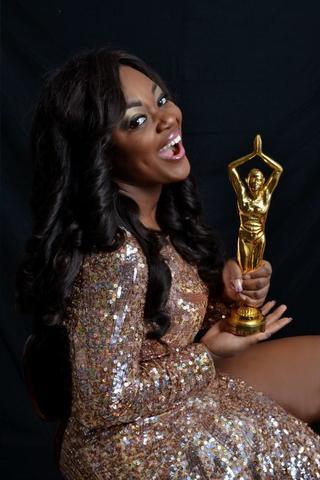 celebritie Jackie Appiah 18 years prurient photoshoot in public