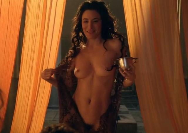 celebritie Jaime Murray 2015 undress photoshoot in public