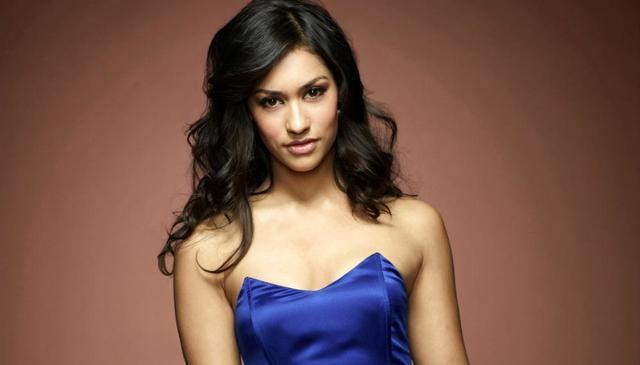 Sexy Janina Gavankar pics high density