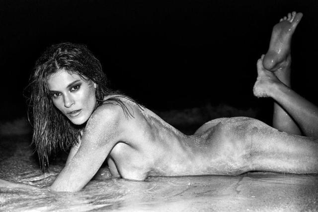 models Jenna Goodwin 25 years Without slip photoshoot in the club