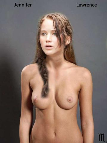 Naked Jennifer Newton foto