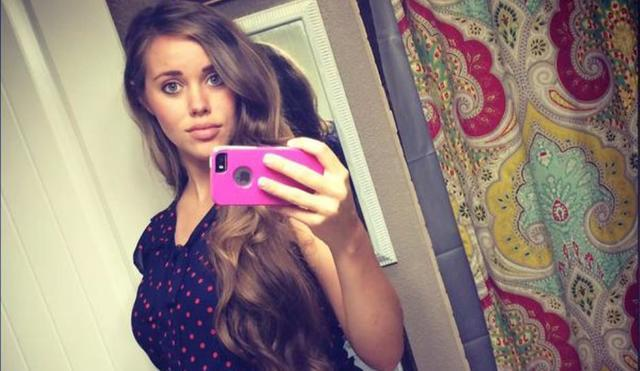 celebritie Jinger Duggar 18 years in the altogether foto home