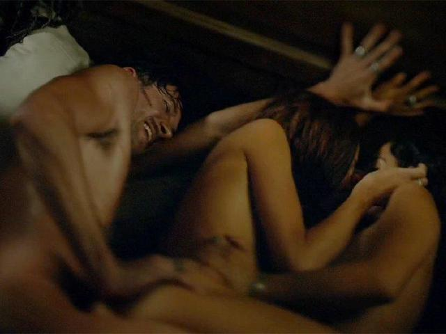 Hot pics Jessica Parker Kennedy tits