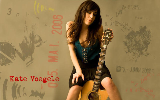 Naked Kate Voegele foto