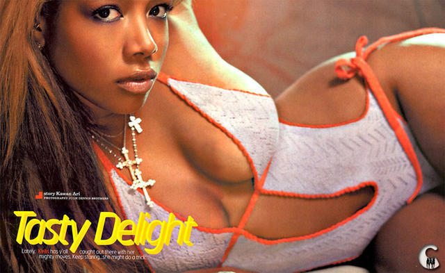 models Kelis young Hottest photos beach
