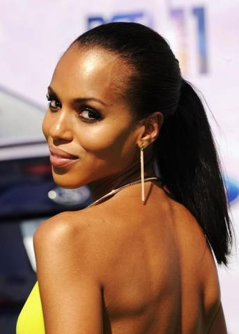 models Kerry Washington 22 years salacious picture home