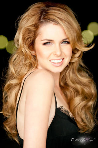 celebritie Kirsten Prout 25 years ass pics home