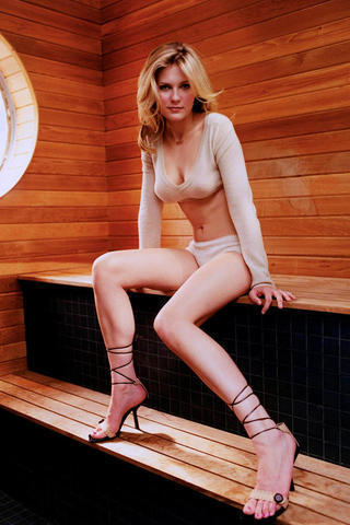 Sexy Kirsten Dunst photos high density