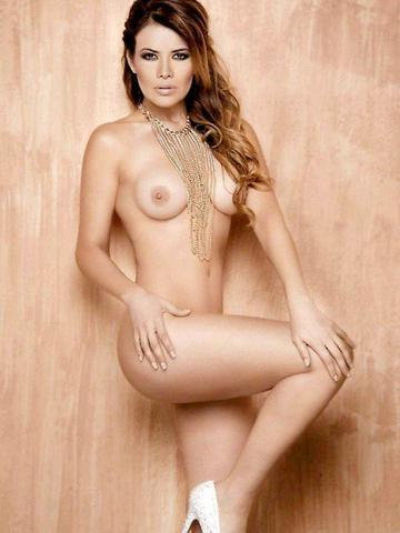 Jackie Michele Johnson topless photoshoot