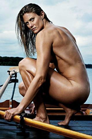 Naked Lolo Jones snapshot