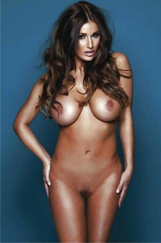 models Lucy Pinder 25 years in the altogether photography in the club