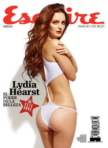 celebritie Lydia Hearst 20 years swimsuit snapshot beach