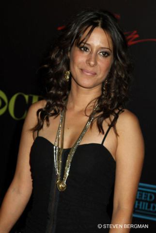 Hot art Kimberly McCullough tits