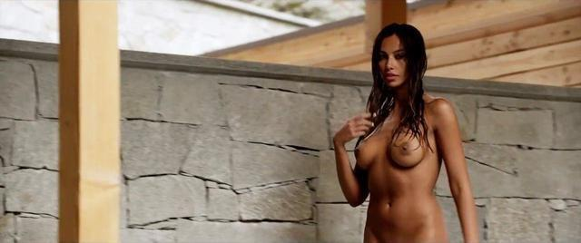 Sexy Madalina Diana Ghenea photoshoot high density