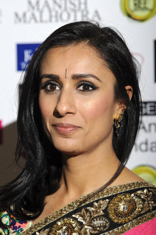 models Anita Rani young swimming suit image in the club