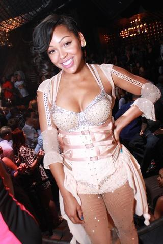 celebritie Meagan Good 21 years impassioned photos home