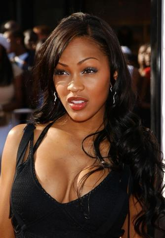 actress Meagan Good 24 years lascivious foto in the club